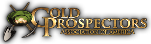 member of Gold Prospectors Association of America